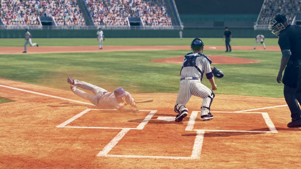 Sportradar Virtual Baseball