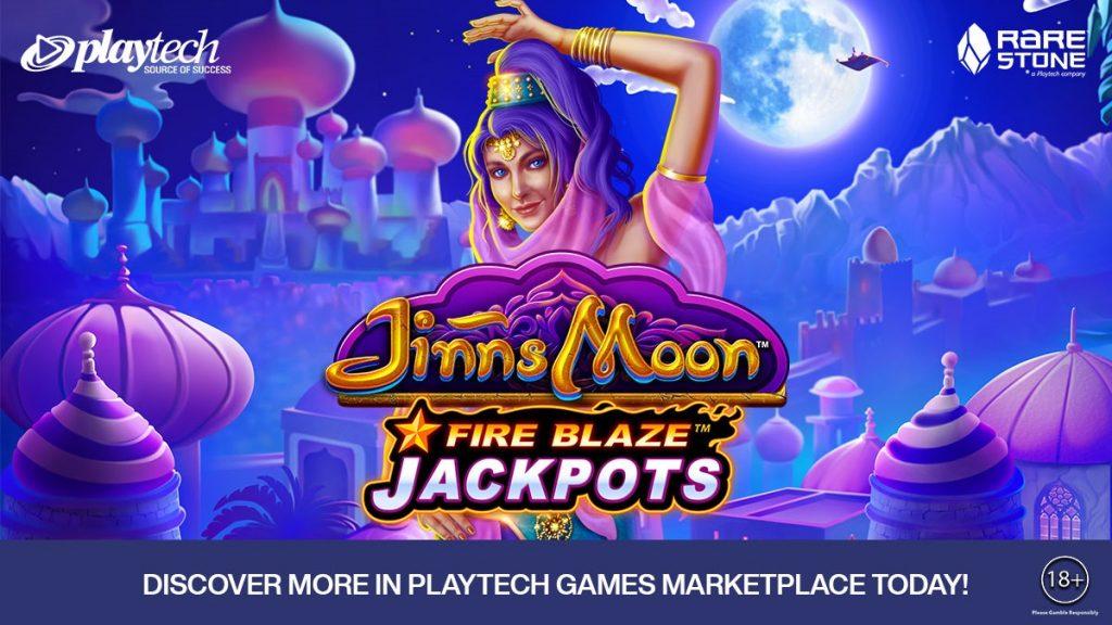 Playtech Jinns Moon
