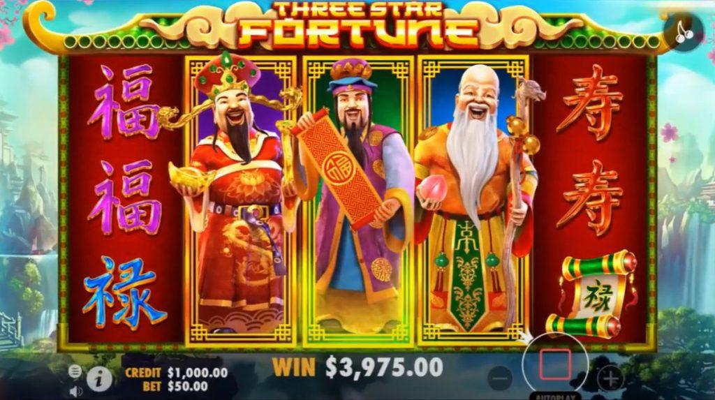 Pragmatic Play Three Star Fortune