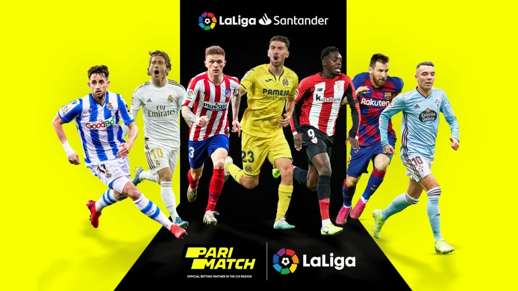 Parimatch La Liga