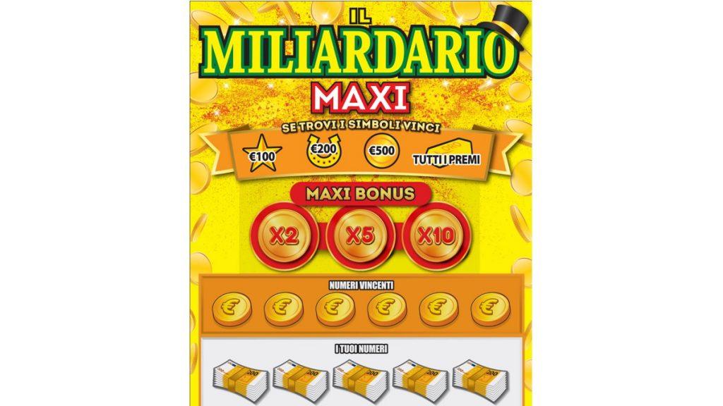 Miliardario Maxi