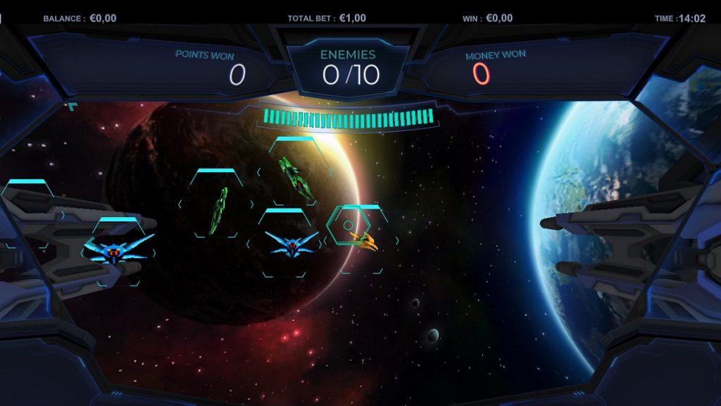 Galaxy Roads by Green Jade Games