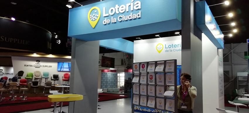 stand Lotería Buenos Aires