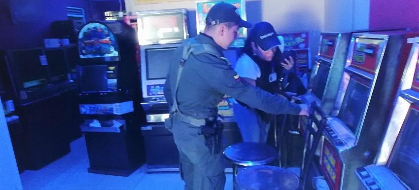 foto operativo policial Medellín