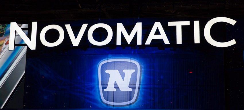 foto logo Novomatic