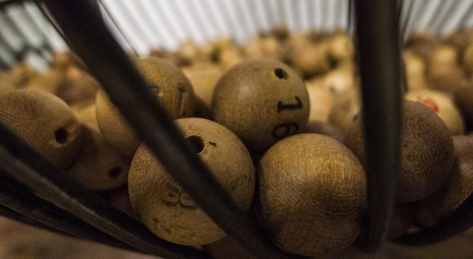 foto bolas lotería