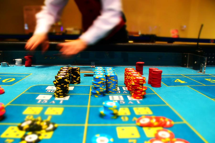 foto mesa de casino