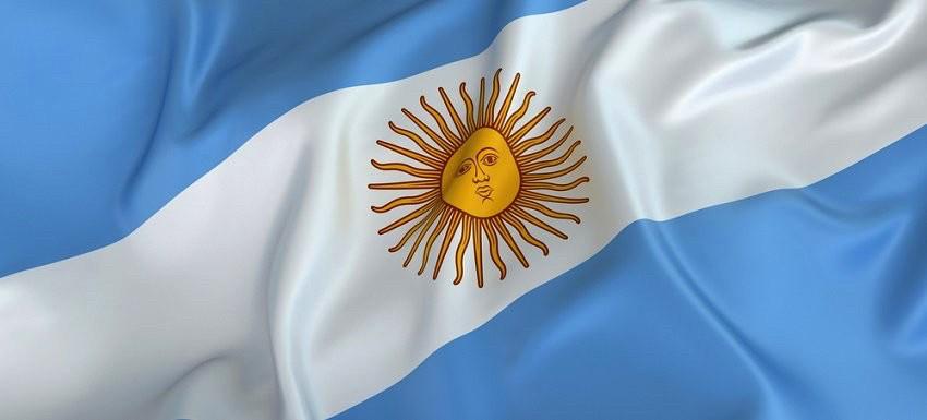 foto bandera Argentina