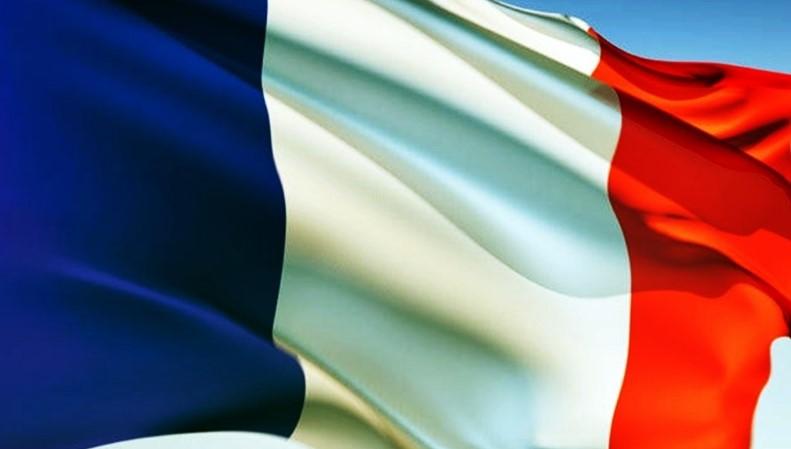 foto bandera de Francia