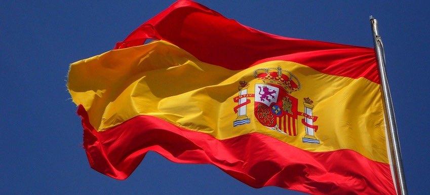 foto bandera España