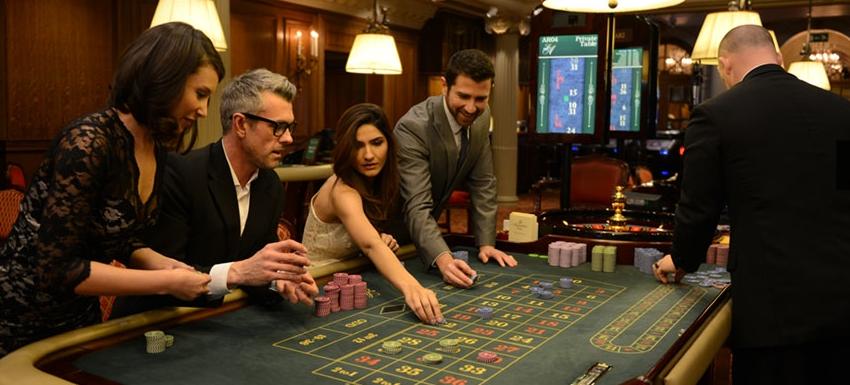 foto de casino