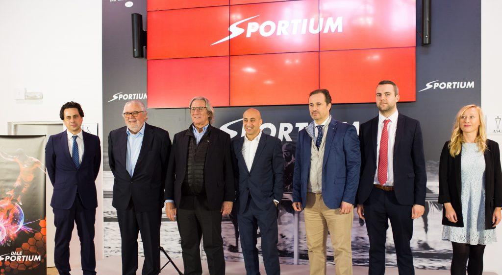 foto presentación hípica Sportium