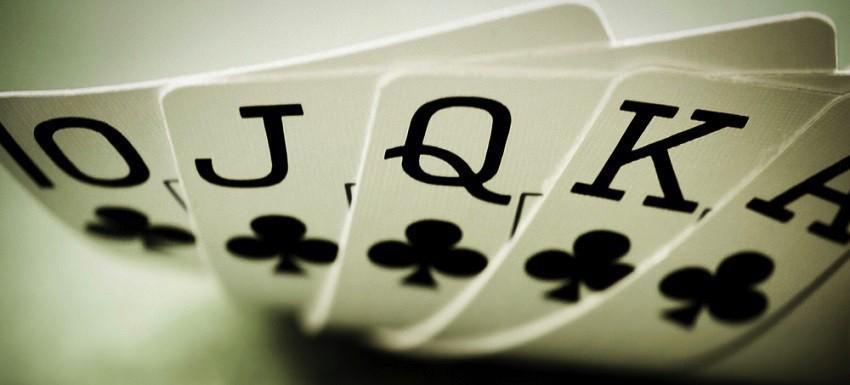 foto cartas de póker