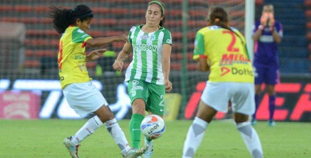 liga femenina Colombia