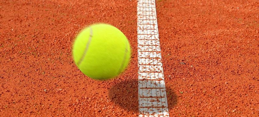 foto pelota tenis