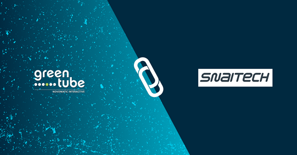 logo Greentube y Snaitech
