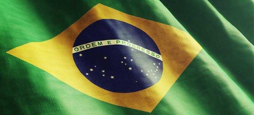 foto bandera Brasil