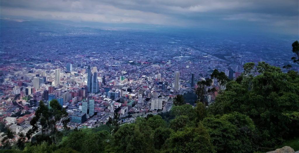 foto Bogotá