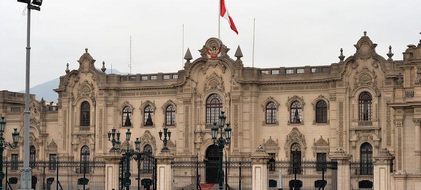 foto Gobierno Perú