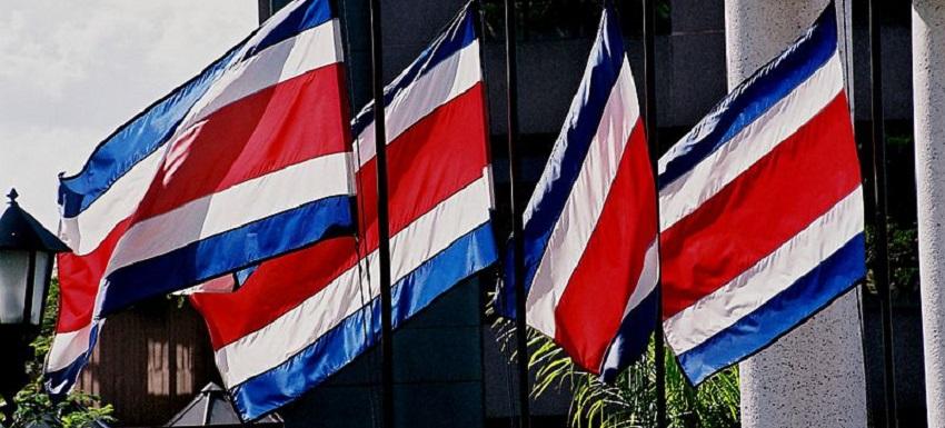 banderas Costa Rica