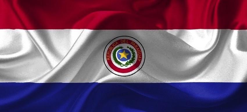 foto bandera Paraguay