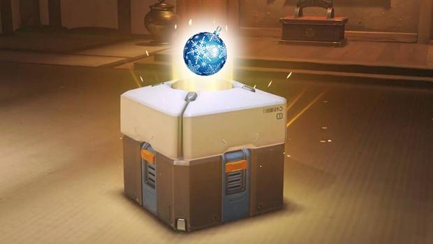 foto cajas botín videojuegos