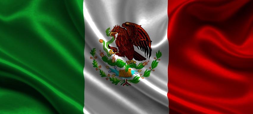 foto bandera México