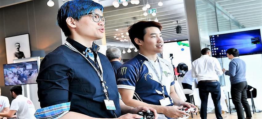 foto juego eSports