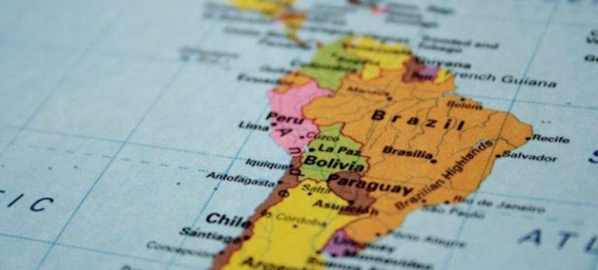 foto Latinoamérica