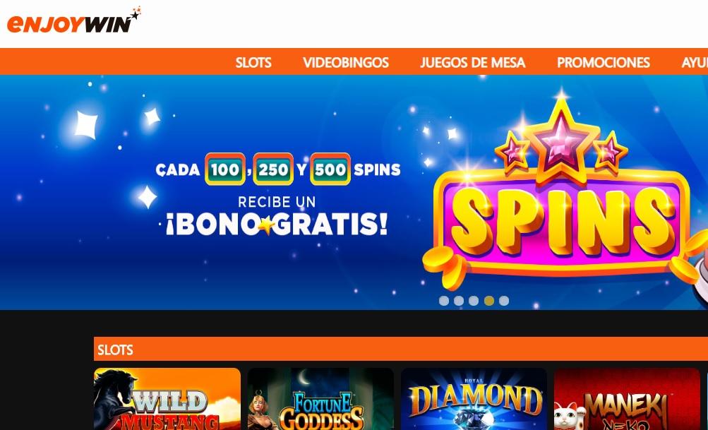 Chile exige a Enjoy el cierre del casino social EnjoyWin.net ...