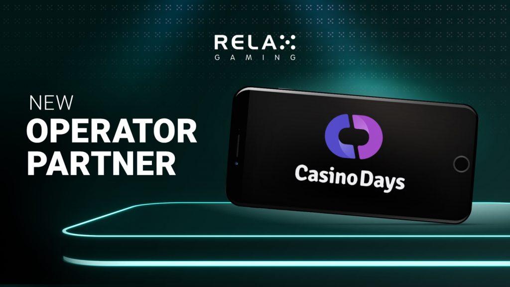 Relax Gaming - Casino Days
