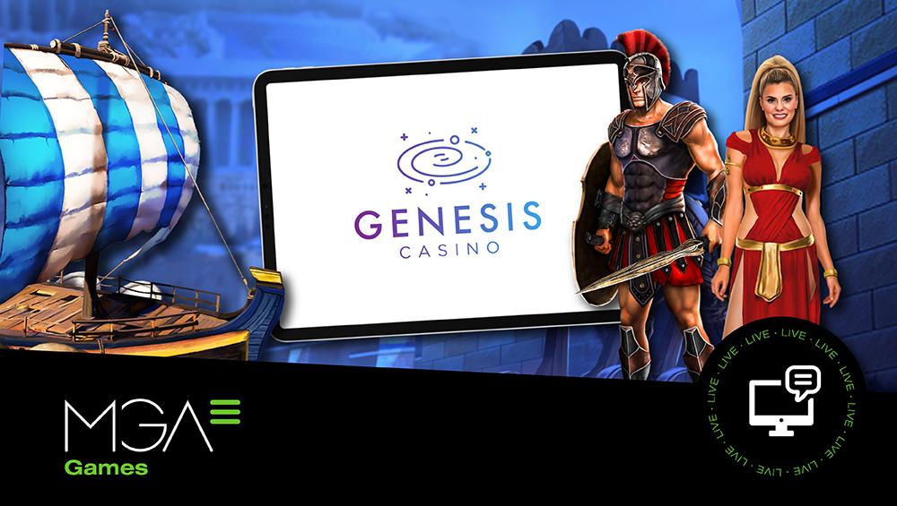 MGA Games-Genesis