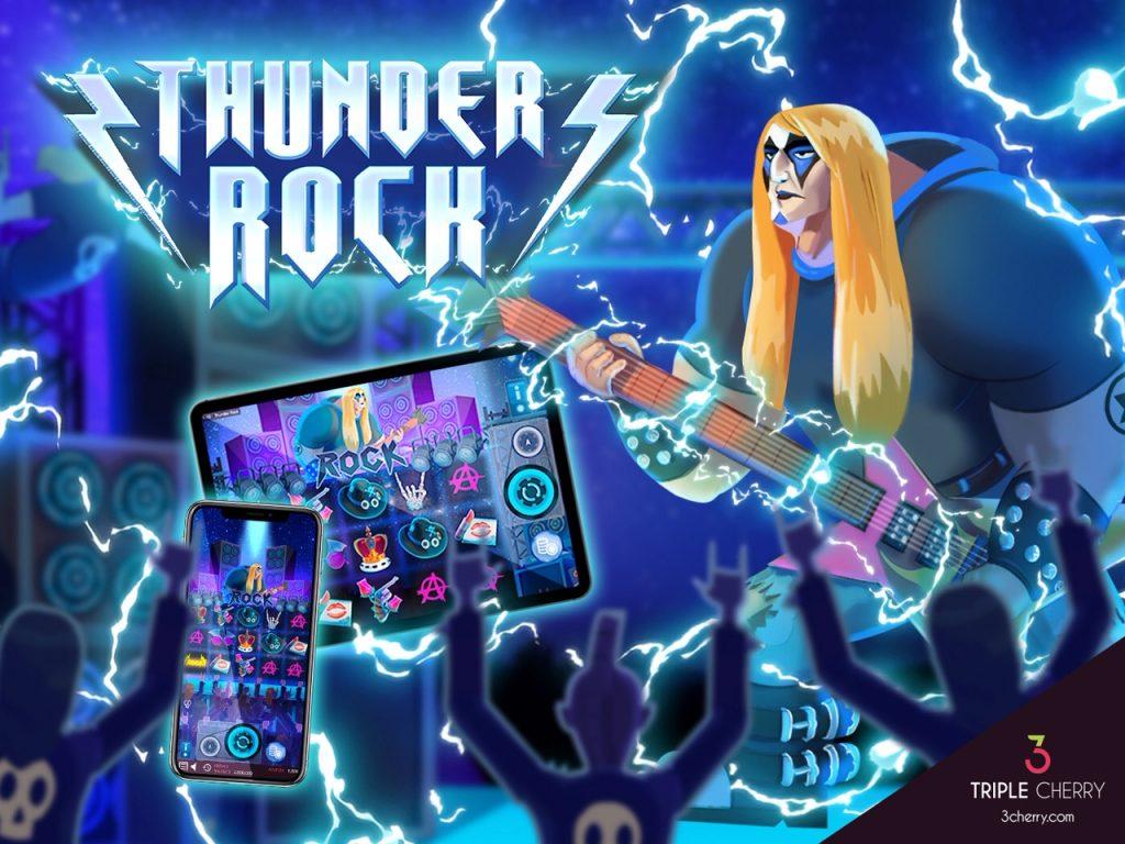 Thunder Rock Triple Cherry