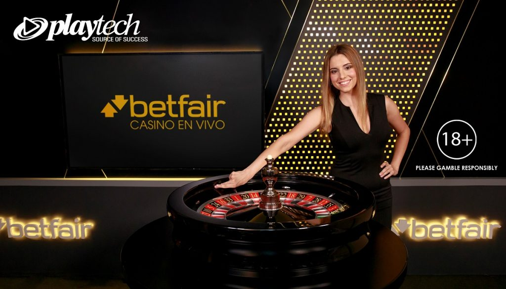 Playtech Betfair