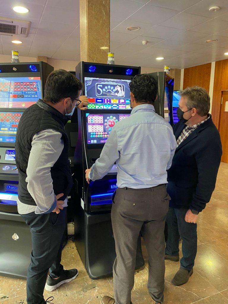 El tiempo casinos