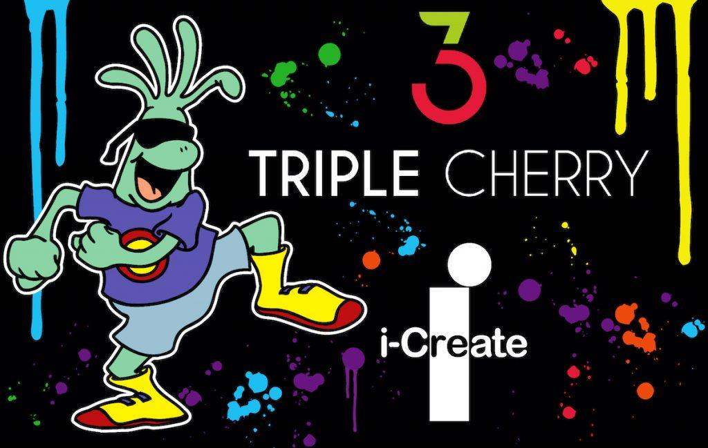 Icreate_TripleCherry